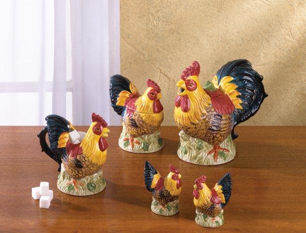 Chicken Tea Set - MM31733