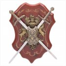 Knights Of The Roundtable Coat Of Arms - MM35654