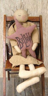 Believe Angel Doll - GEIL9633