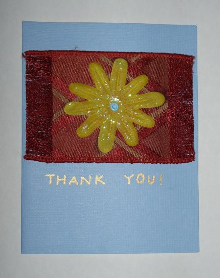 Thank You Card - NNty02