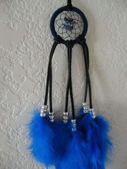 Blue Sodalite Dreamcatcher  - LTsdc