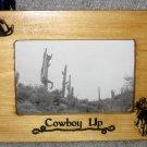 Cowboy Up Frame - CNScuf
