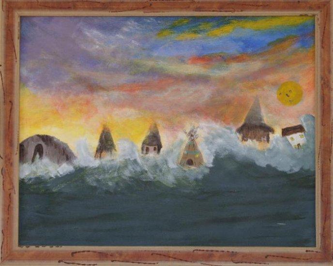 The Tide is Turning - Surrealist - EAtt
