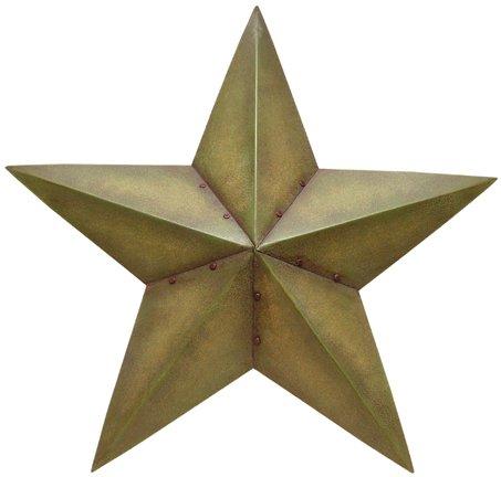 Green Barn Star - 30 Inch - CWG108025