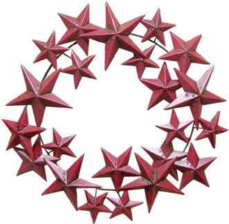 Primitive Star Wreath - CWG108196