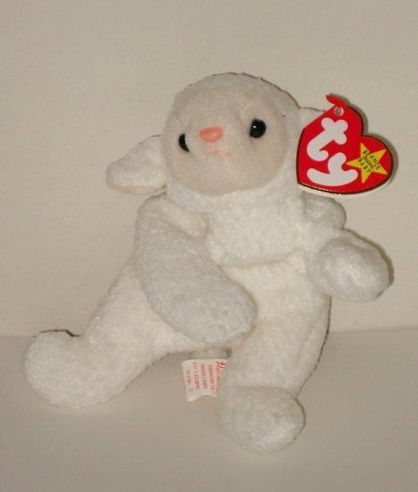 TY Sheep1 Beanie Baby - NNs1b