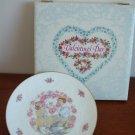 Royal Dalton 1976 Valentine's Plate - BBlm