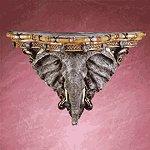 ELEPHANT WALL SHELF - MM33678