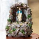 Virgin Mary Desk Fountain - MM34160