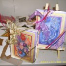 Boxed  5 x 7 Greeting Card With Charm - IAbfb57