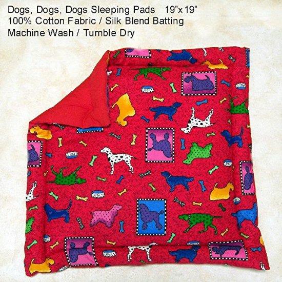Dogs, Dogs, Dogs Pet Sleeping Pad - BTddd