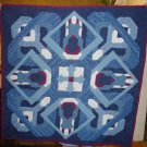 Gorgeous Celtic Knot Quilt - AAcq