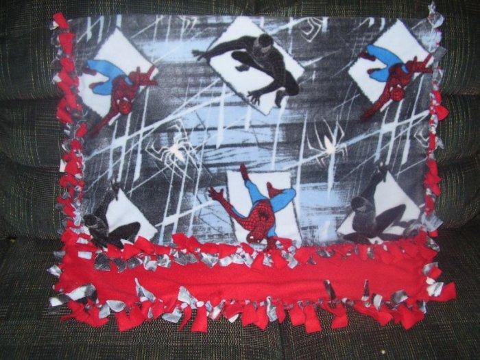 Spiderman Fleece Blanket - BTsp