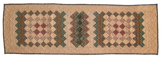 Around the World Table Runner - CWG241SR