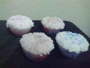 Cupcake Candle - SScc