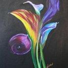 Cala Lilies Print - NWip