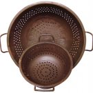 Rustic Colanders - Set of 2 - GE11668