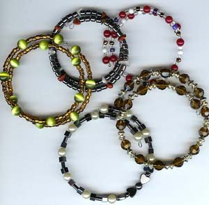 5 Fun Bracelets - EAfb