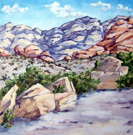 Sandstone Quarry - RRsq
