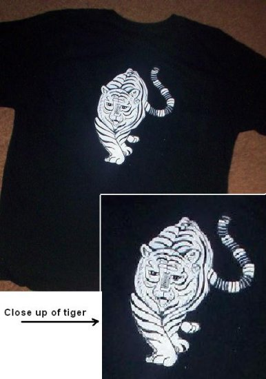 White Tiger - DDwt