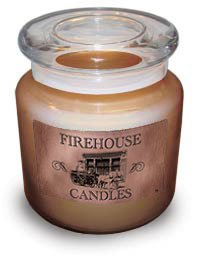 Leather Candle 16 oz. - FHle16
