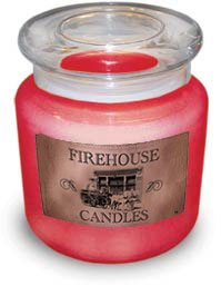 Strawberry Candle 16 oz. - FHst16