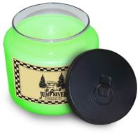 Fresh Cut Grass Soy Candle 16 oz. - FHgrs6