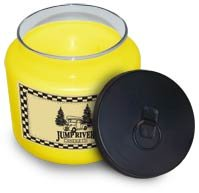 Lemon Soy Candle 16 oz. - FHles6