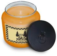 Log Cabin Soy Candle 16 oz. - FHlcs6