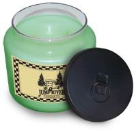 Water Blossom Ivy Soy Candle 16 oz. - FHwbs6