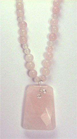 Blushing Pink Necklace - UEbp