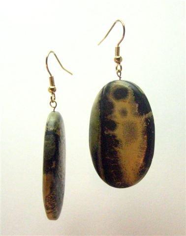 Stone Cold Earrings - UEsc