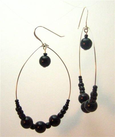 Black Hearted Hoops - UEbh
