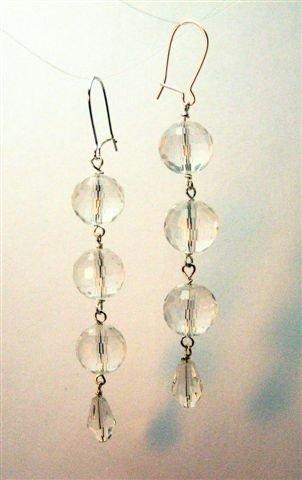 Crystal Dream Earrings - UEcd