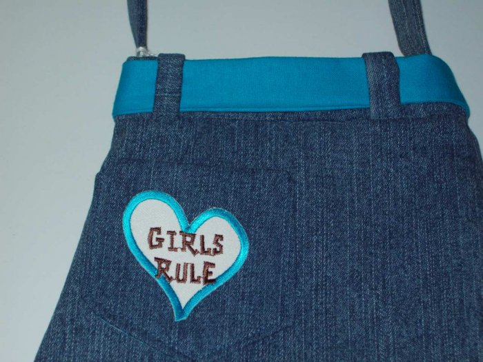 Girls Rule Purse - PPgr