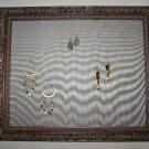 Bronze Earring Frame - EFbr