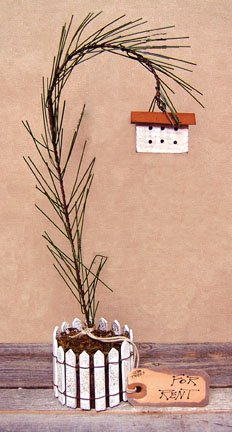 Birdhouse for Rent Tree - G8197
