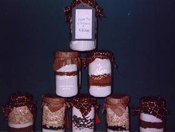 Baking Mix Gift Jars - GGgj