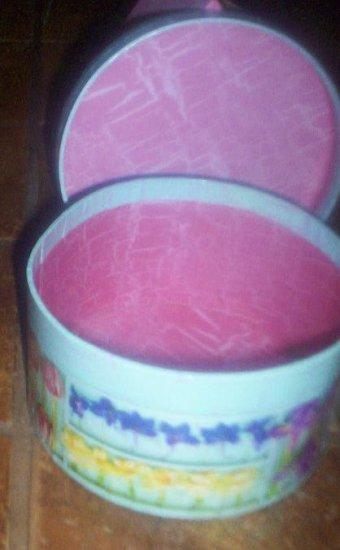 Round Trinket Box - DDtb
