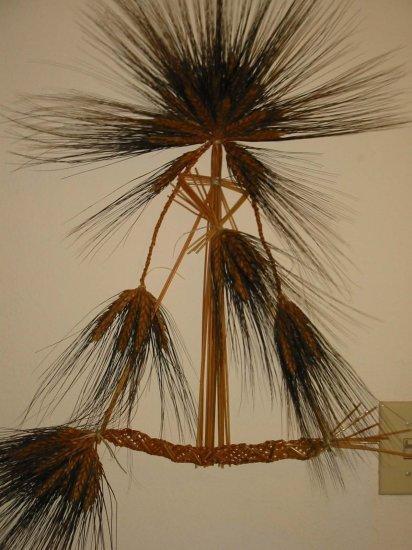 Baba Yaga Wheat Weaving - EEby