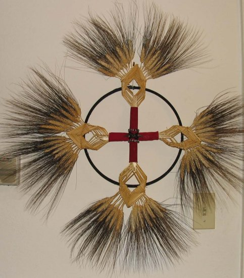 Coyote Shield Wheat Weaving - EEcs