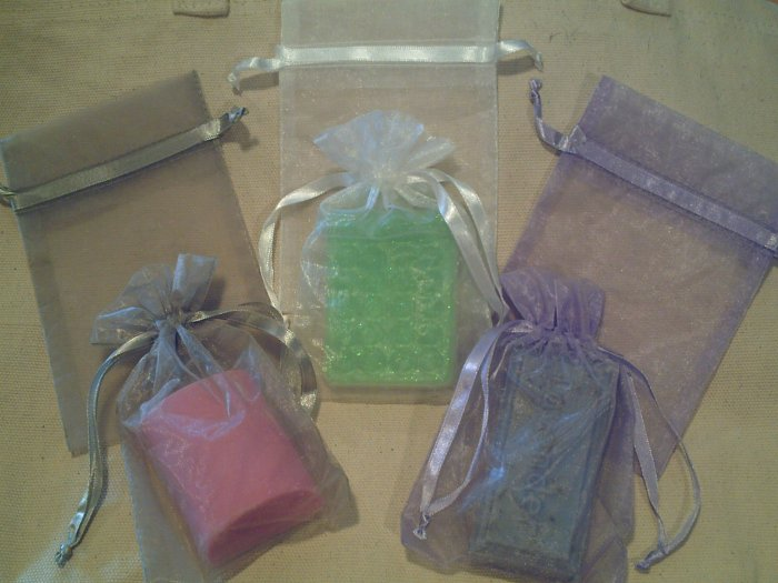 Organza Gift Bags - NEog
