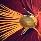 Antler Turtle Shell Pouch - EMat