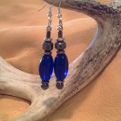 Cobalt Waters Earrings - EMcw