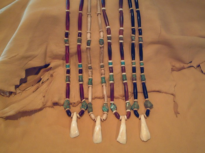 Great Buffalo Necklaces - EMbu