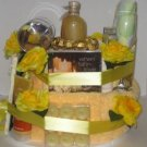 Bridal Bath Towel Cake  - THbb