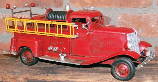 Reproduction Fire Truck - CWG112268