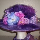 Violet Tea Hat - BL64/5-08