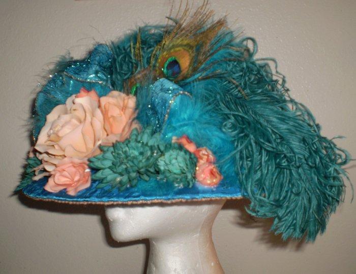Bonnie Blue Hat - BL65/6-08
