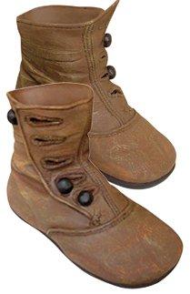 Vintage Children's Shoes - CWGEKP10657